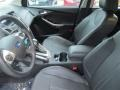 2012 Tuxedo Black Metallic Ford Focus SEL 5-Door  photo #7