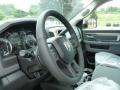 2013 2500 Power Wagon Crew Cab 4x4 Steering Wheel