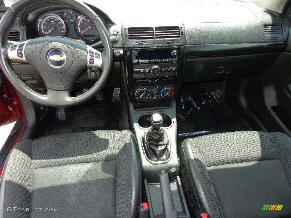 2010 Chevrolet Cobalt SS Coupe Dashboard Photos