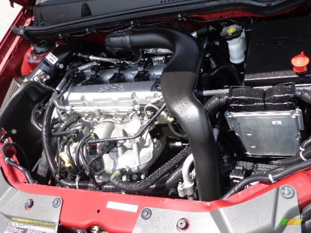 2010 Chevrolet Cobalt SS Coupe Engine Photos