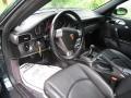 2005 911 Black Interior