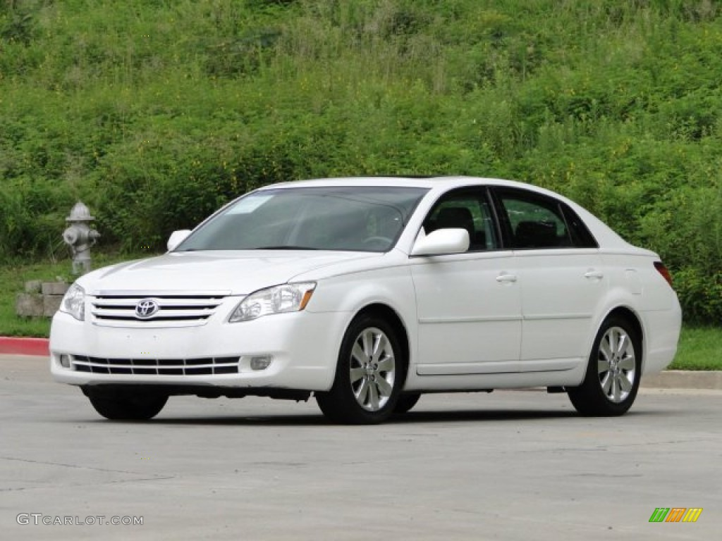 blizzard white pearl 2006 toyota avalon xls exterior photo. Black Bedroom Furniture Sets. Home Design Ideas