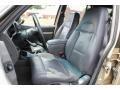 1999 Ford Explorer Dark Graphite Interior Front Seat Photo