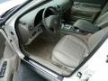 Shale/Dove 2004 Lincoln LS Interiors