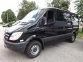 Jet Black 2013 Mercedes-Benz Sprinter 2500 Cargo Van