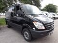 Jet Black - Sprinter 2500 Cargo Van Photo No. 3
