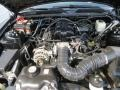 2007 Black Ford Mustang V6 Premium Coupe  photo #21