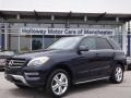 Lunar Blue Metallic 2013 Mercedes-Benz ML 350 4Matic