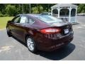 2013 Bordeaux Reserve Red Metallic Ford Fusion SE 1.6 EcoBoost  photo #7