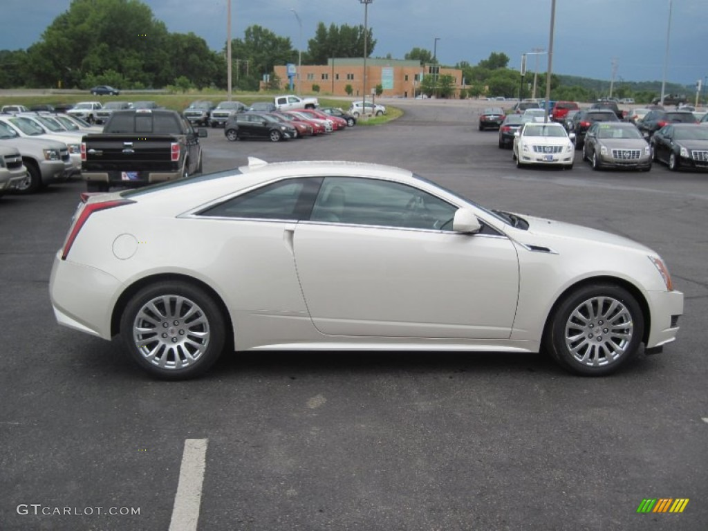 White diamond tricoat 2014 cadillac cts 4 coupe awd exterior photo 83846553 gtcarlot com