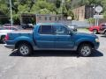 True Blue Metallic 2002 Ford Explorer Sport Trac Gallery