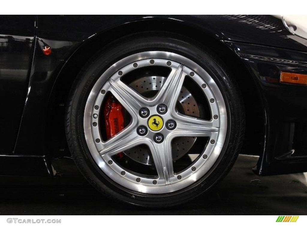 2004 Ferrari 360 Spider F1 Wheel Photo 83862030