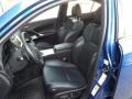 Black Front Seat Photo for 2008 Lexus IS #83871153