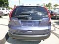 2013 Twilight Blue Metallic Honda CR-V EX-L AWD  photo #4