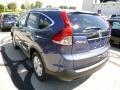 2013 Twilight Blue Metallic Honda CR-V EX-L AWD  photo #5