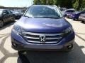 2013 Twilight Blue Metallic Honda CR-V EX-L AWD  photo #8