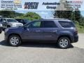 2014 Atlantis Blue Metallic GMC Acadia SLE AWD #83883893