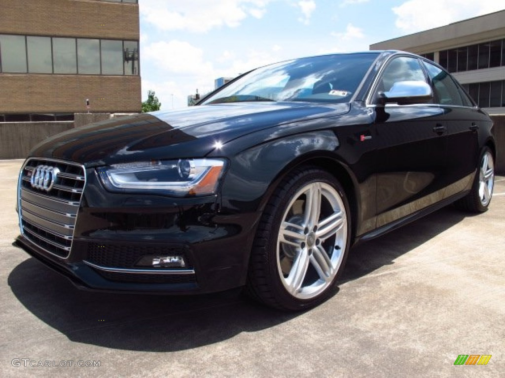 2014 brilliant black audi s4 premium plus 30 tfsi quattro