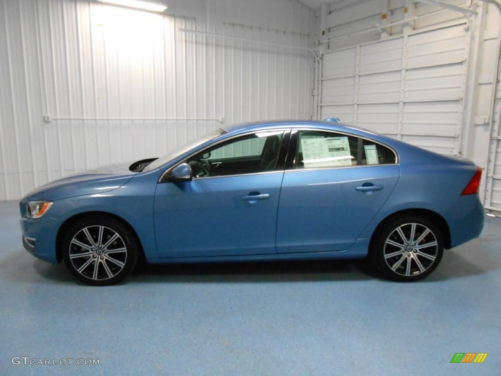 2014 power blue metallic volvo s60 t5 83883784 gtcarlot. Black Bedroom Furniture Sets. Home Design Ideas
