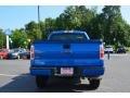 Blue Flame Metallic - F150 STX Regular Cab 4x4 Photo No. 4