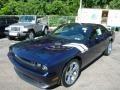 2013 Jazz Blue Pearl Dodge Challenger R/T  photo #1