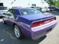 2013 Plum Crazy Pearl Dodge Challenger R/T Classic  photo #2