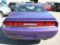 2013 Plum Crazy Pearl Dodge Challenger R/T Classic  photo #3