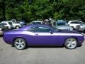 Plum Crazy Pearl 2013 Dodge Challenger R/T Classic Exterior