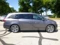 2014 Odyssey Touring Elite Modern Steel Metallic