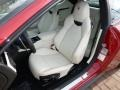 Bianco Pregiato 2014 Maserati GranTurismo Interiors