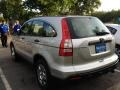2009 Alabaster Silver Metallic Honda CR-V LX  photo #1