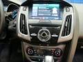 2012 White Platinum Tricoat Metallic Ford Focus Titanium Sedan  photo #26