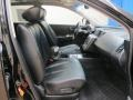 2007 Super Black Nissan Murano SL AWD  photo #23