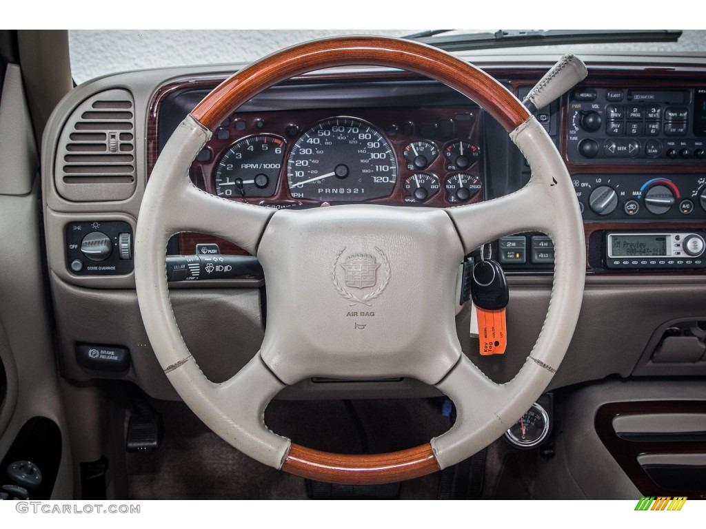 2016 Cadillac Escalade Interior >> 1999 Cadillac Escalade 4WD Neutral Steering Wheel Photo #83950165 | GTCarLot.com
