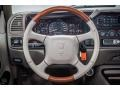 1999 Cadillac Escalade Neutral Interior Steering Wheel Photo
