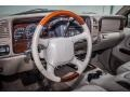 1999 Cadillac Escalade Neutral Interior Dashboard Photo