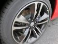 2013 TorRed Dodge Challenger SRT8 Core  photo #6