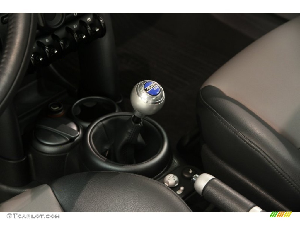 6 speed manual getrag transmission mini cooper