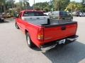 Fire Red - Sierra 1500 SL Extended Cab Photo No. 13