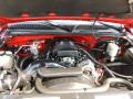 Fire Red - Sierra 1500 SL Extended Cab Photo No. 16