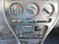Controls of 1997 Prizm LSi