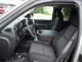 2013 Silver Ice Metallic Chevrolet Silverado 1500 LT Extended Cab 4x4  photo #10