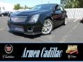 Black Raven 2014 Cadillac CTS -V Sedan