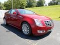 Red Obsession Tintcoat - CTS 4 Coupe AWD Photo No. 3