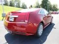 Red Obsession Tintcoat - CTS 4 Coupe AWD Photo No. 5