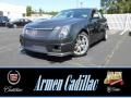 Phantom Gray Metallic 2014 Cadillac CTS -V Sedan