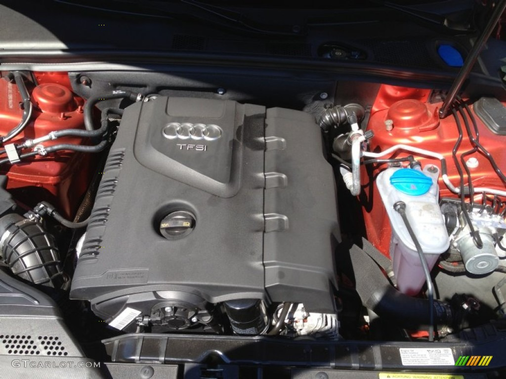2013 audi a4 2 0t quattro sedan engine photos. Black Bedroom Furniture Sets. Home Design Ideas