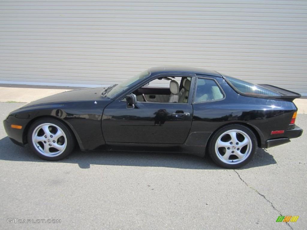 1986 black porsche 944 turbo 83990743 gtcarlot car color 1986 944 turbo black tan photo 1 vanachro Gallery