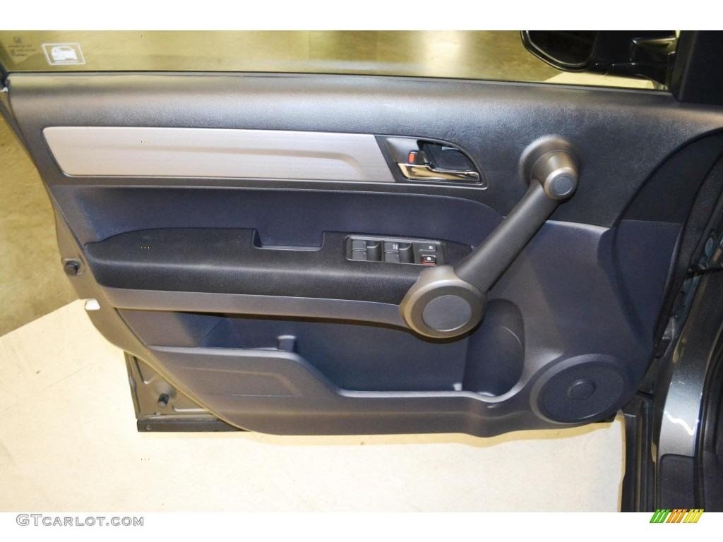 2011 CR-V SE - Polished Metal Metallic / Black photo #13