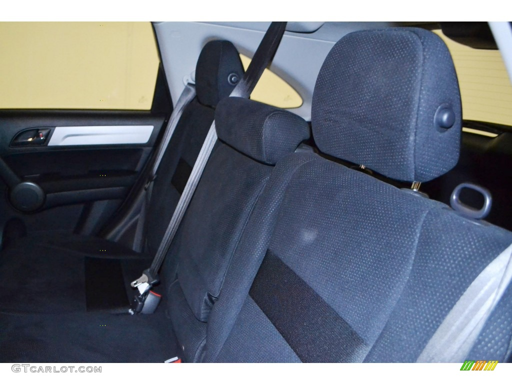 2011 CR-V SE - Polished Metal Metallic / Black photo #16